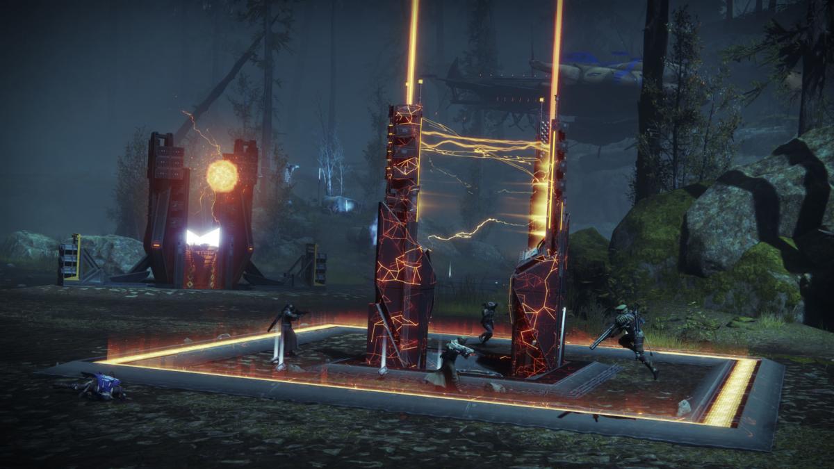 Destiny 2 Seraph Tower Event