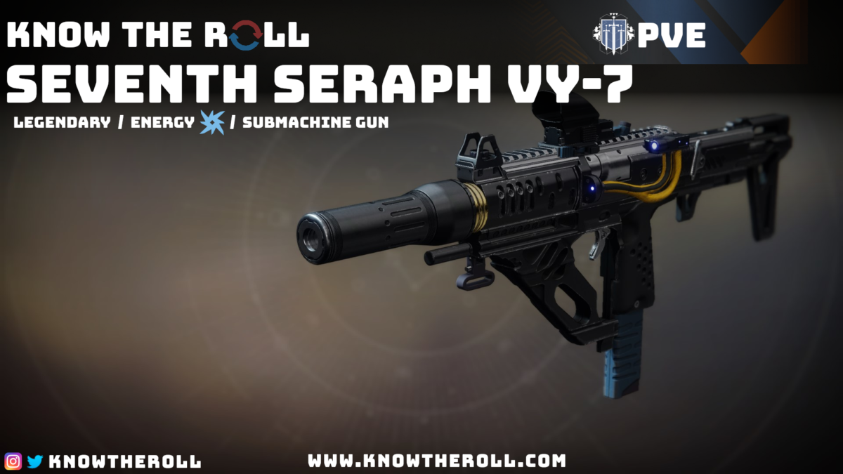 Seventh Seraph VY-7 Weapon