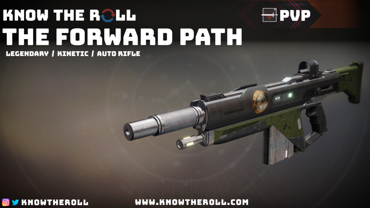 The Forward Path Title
