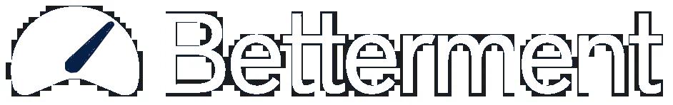 Betterment Logo White