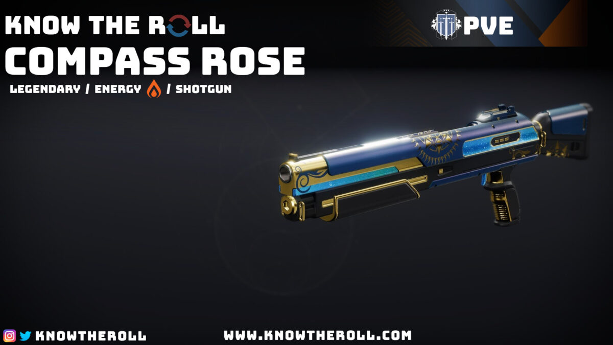 Compass Rose PVE God Roll